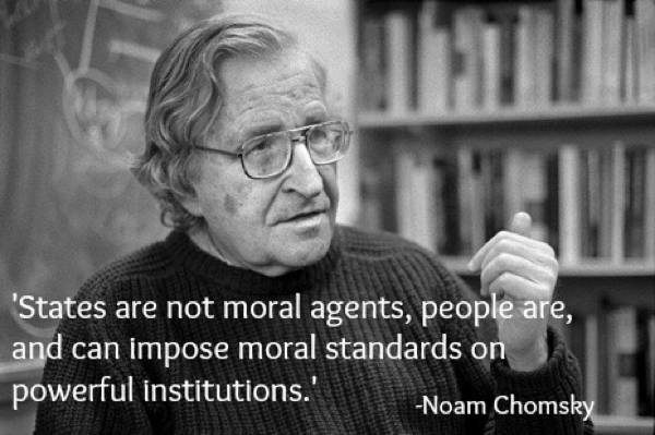 Noam Chomsky's quote #7