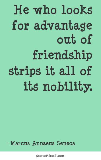 Nobility quote #2