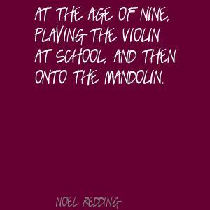 Noel Redding's quote #5
