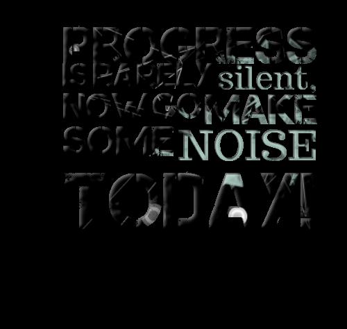 Noise quote #1