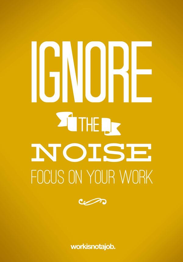 Noise quote #4