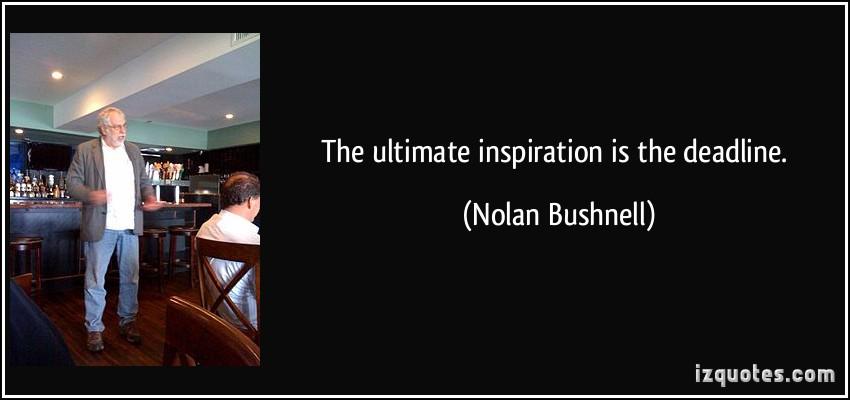 Nolan Bushnell's quote #5