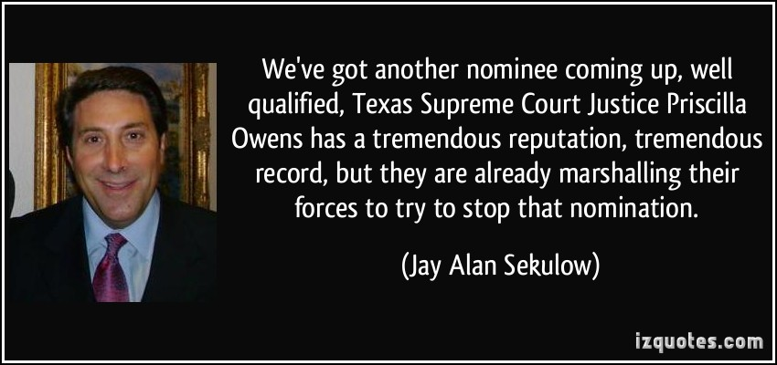 Nominee quote #1