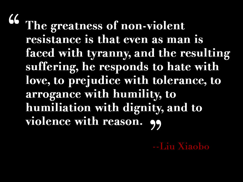 Non-Violent quote #2