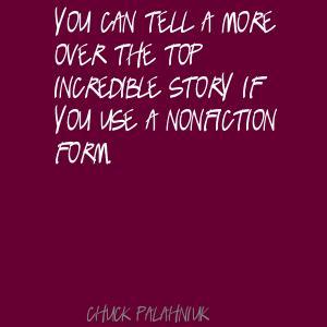 Nonfiction quote #4