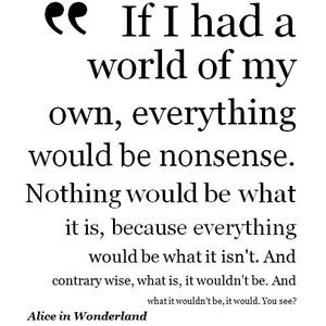 Nonsense quote #8