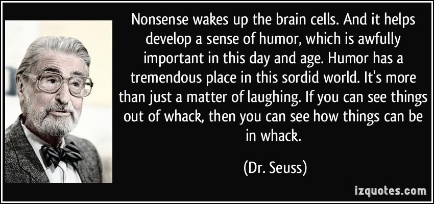 Nonsense quote #4