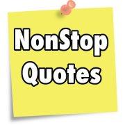 Nonstop quote #1