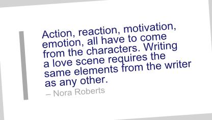 Nora Roberts's quote #2