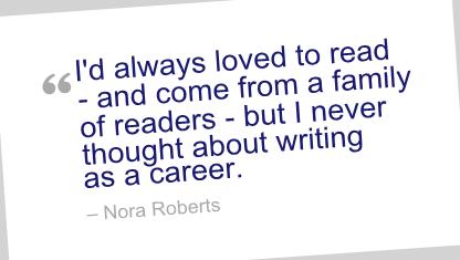 Nora Roberts's quote #5