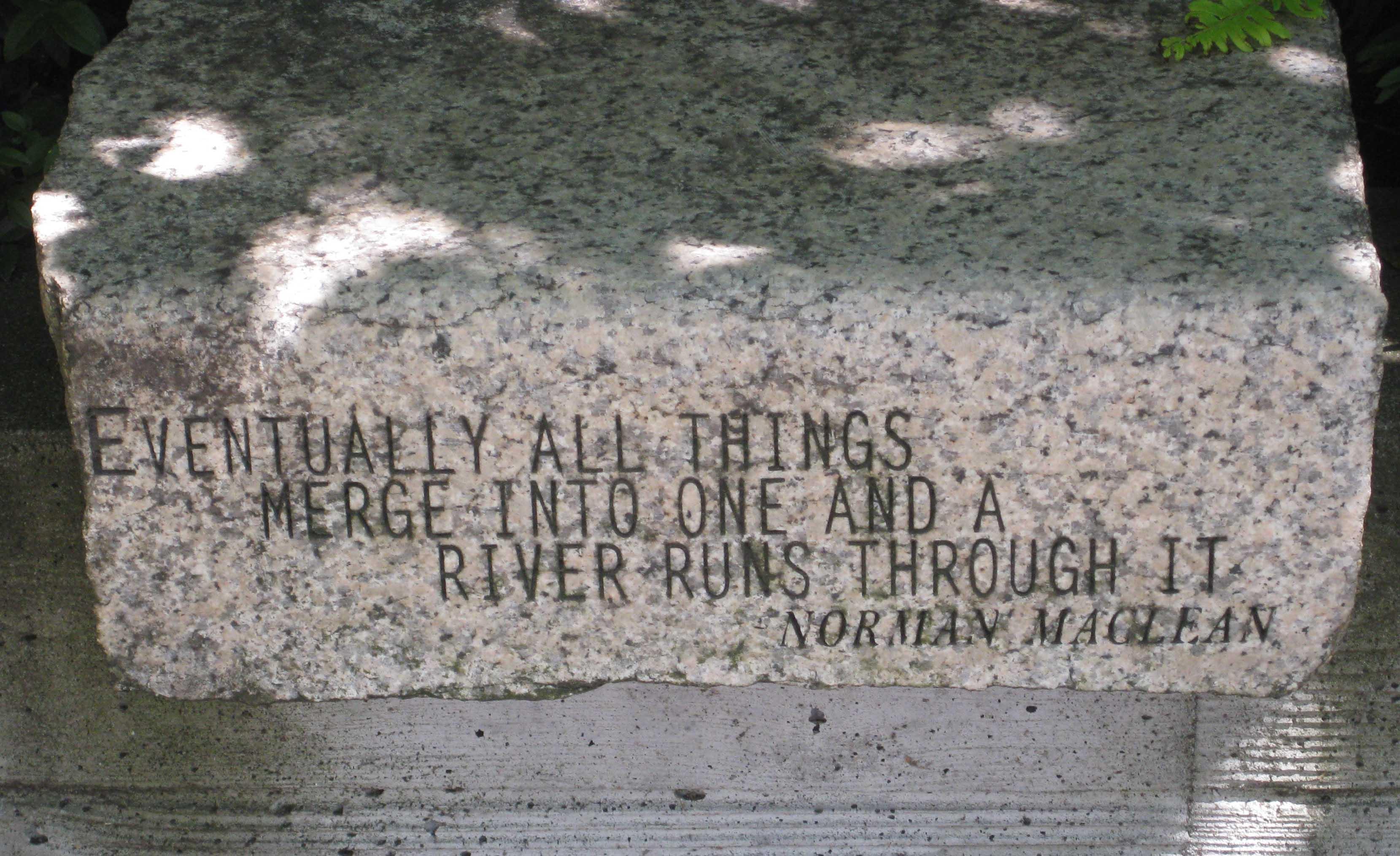 Norman Maclean's quote #2