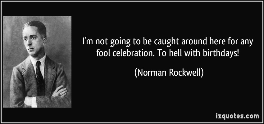 Norman Rockwell quote #2