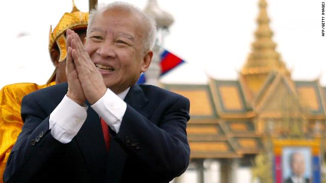 Norodom Sihanouk's quote #1