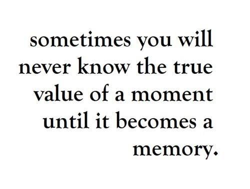 Nostalgic quote #1