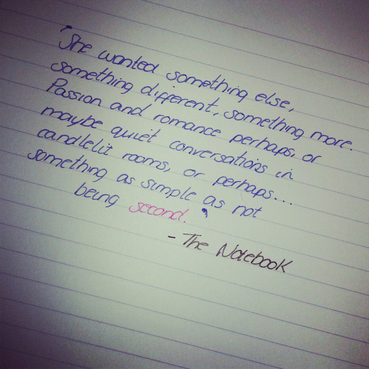 Notebook quote 8