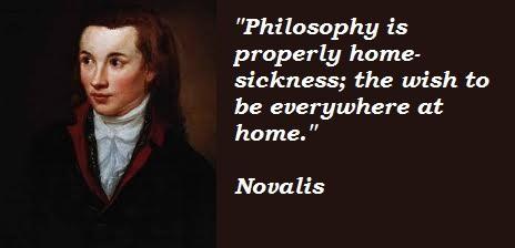 Novalis's quote #7