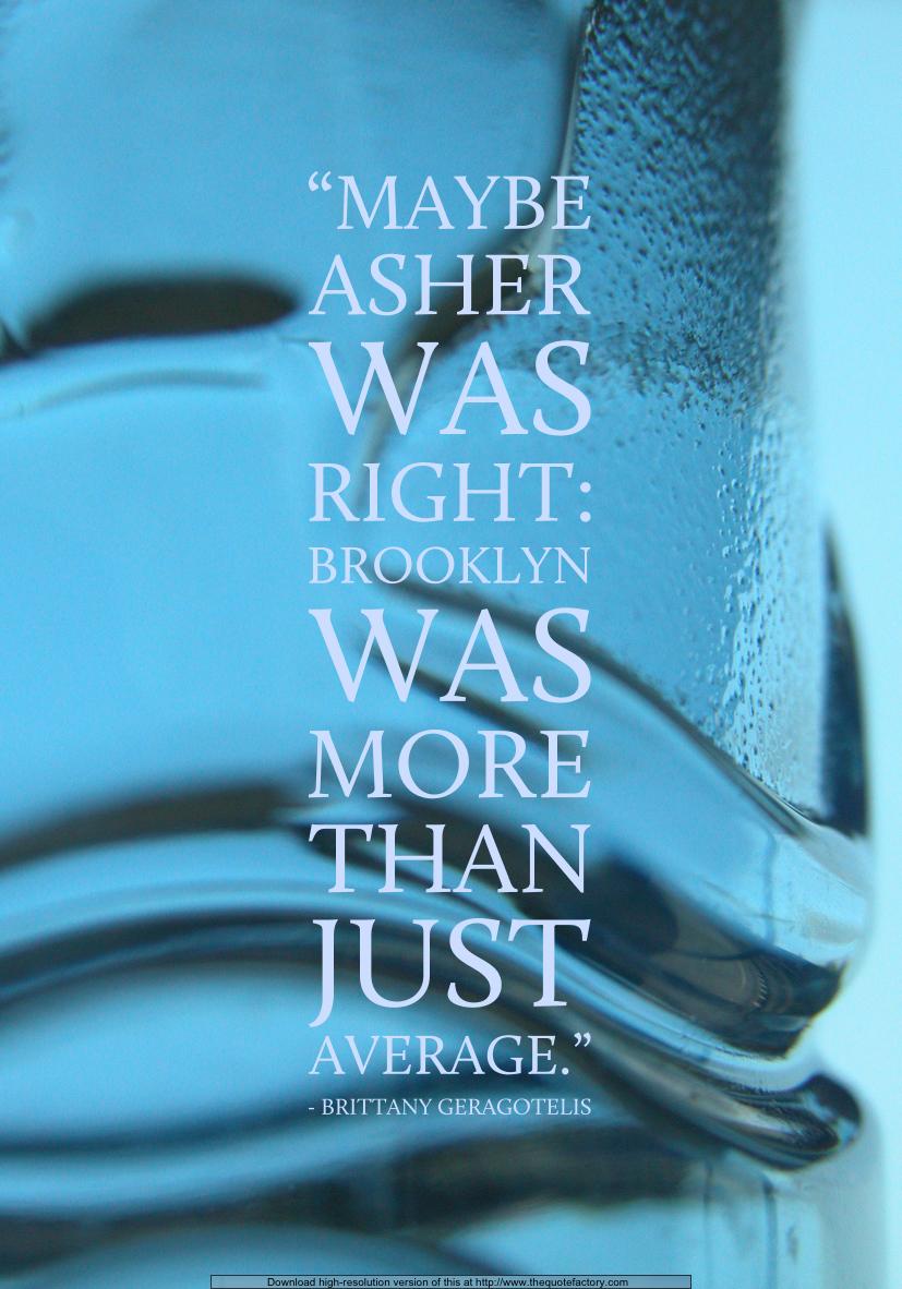 Novel quote #1