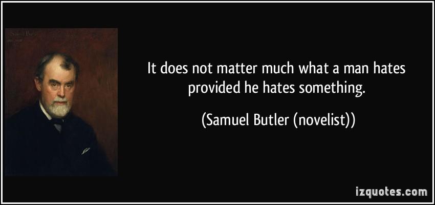 Novelist quote #6