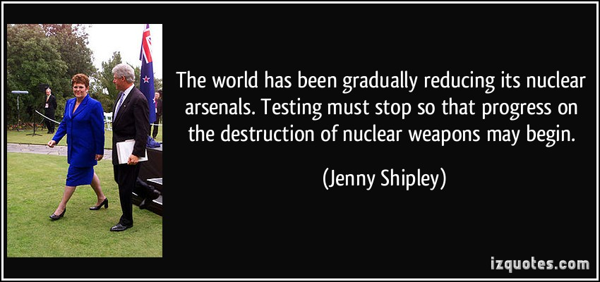 Nuclear Arsenals quote #1