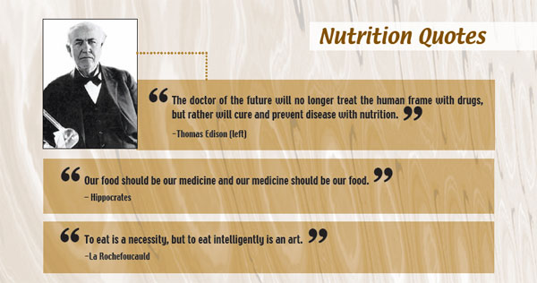 Nutrition quote #2