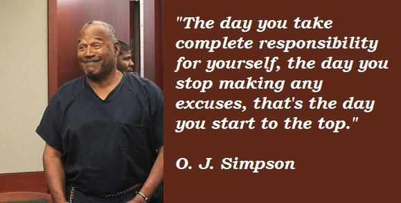 O. J. Simpson's quote #3