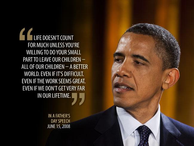 Obama quote #5