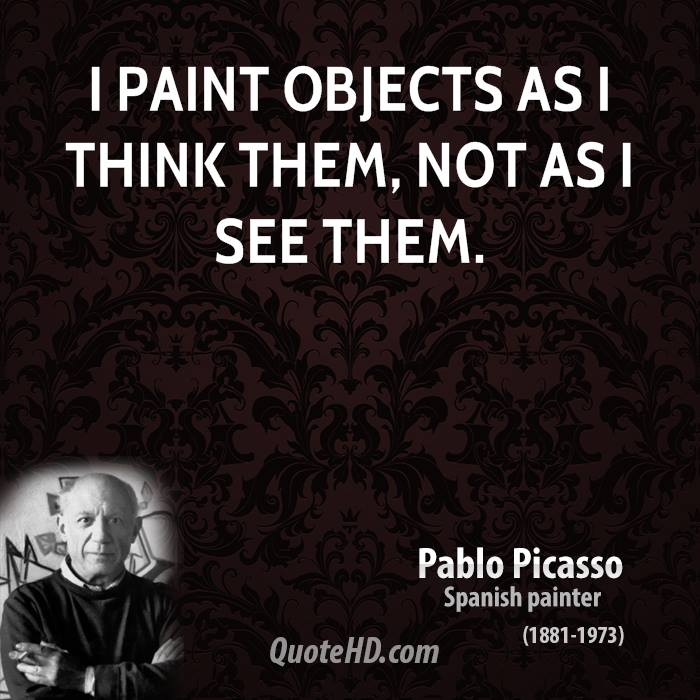 Objects quote #1