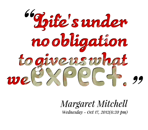 Obligation quote #3