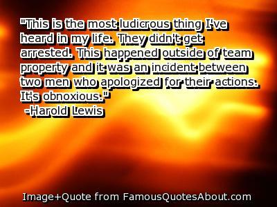 Obnoxious quote #4