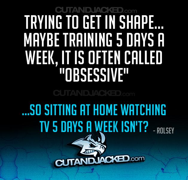 Obsessive quote #8