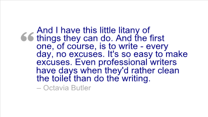 Octavia Butler's quote #4