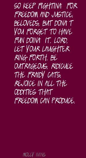 Oddities quote #2
