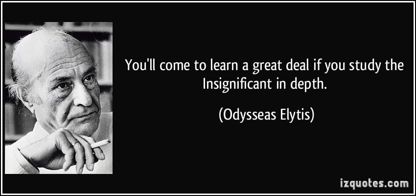 Odysseas Elytis's quote #2