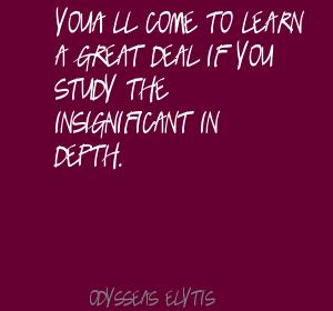 Odysseas Elytis's quote #1