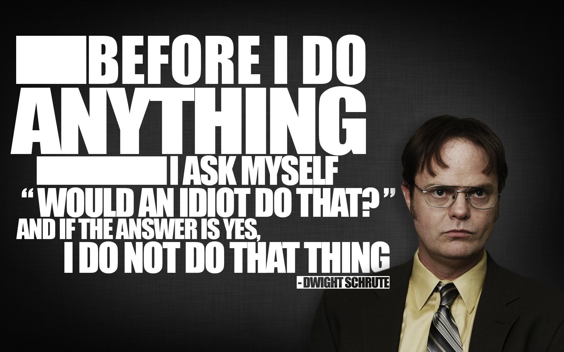 Office quote #2
