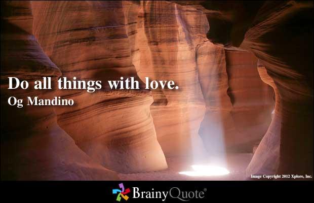 Og Mandino's quote #4
