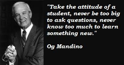 Og Mandino's quote #6