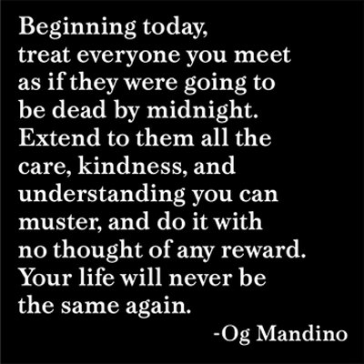 Og Mandino's quote #5