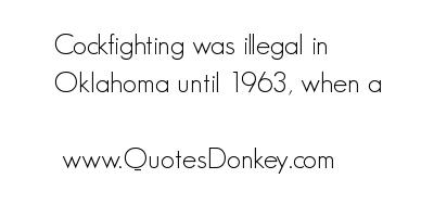 Oklahoma quote #4