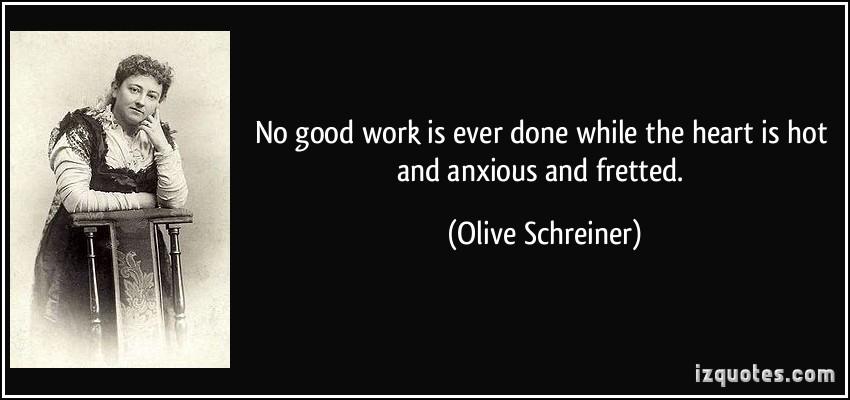 Olive Schreiner's quote #2