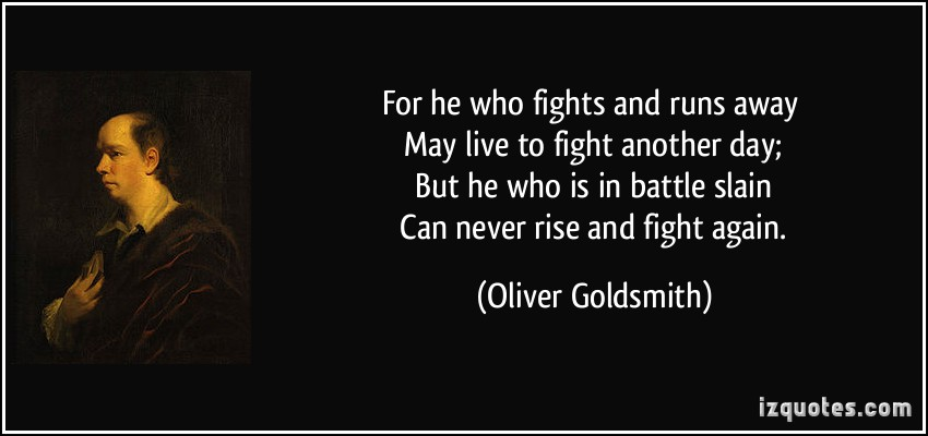 Oliver Goldsmith's quote #5