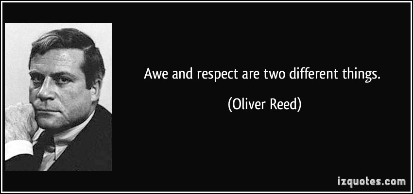 Oliver Reed's quote #3