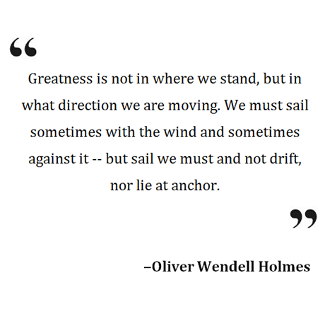 Oliver Wendell Holmes's quote #6