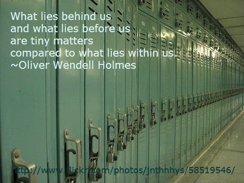 Oliver Wendell Holmes's quote #7