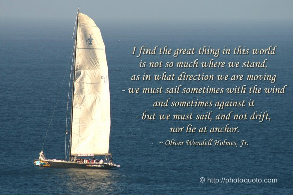 Oliver Wendell Holmes's quote #4