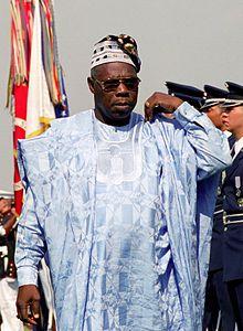Olusegun Obasanjo's quote #5