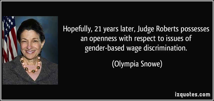 Olympia Snowe's quote #2