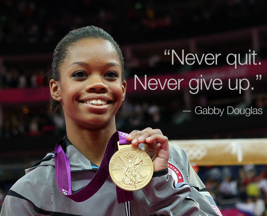Olympic Champion quote #1