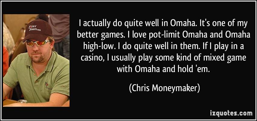 Omaha quote #2