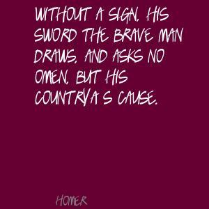 Omen quote